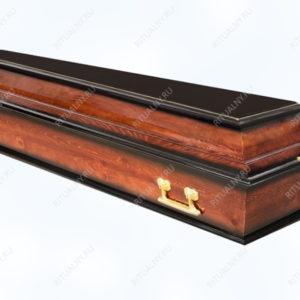 Гроб лакированный Б-4