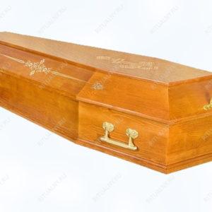 Гроб Питер шестигранный